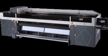 LIYU ITALIA QR plotter UV LED roll to roll