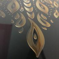 stampa effetto 3d materico