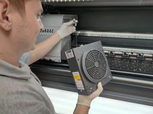 LIYU ITALIA manutenzione filtro aria