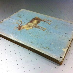 stampa taglio UV legno