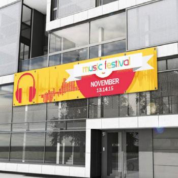 stampa taglio banner