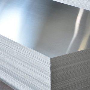 taglio stampa UV LED alluminio
