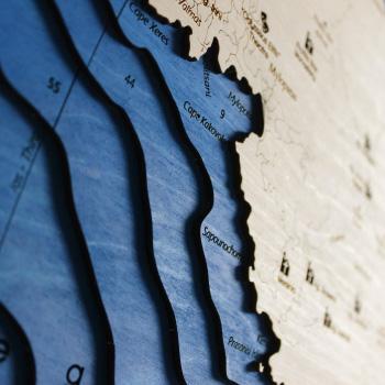taglio stampa UV legno