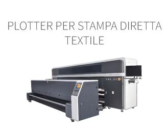 LIYU ITALIA plotter stampa diretta textile