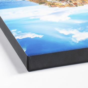 stampa taglio canvas