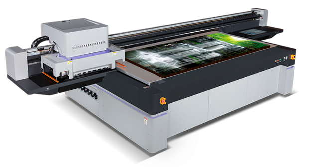 LIYU ITALIA plotter stampa UV LED FLATBED KC