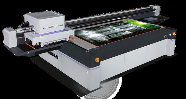 LIYU ITALIA plotter stampa UV LED FLATBED KC