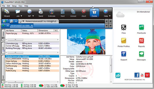 LIYU ITALIA tecnologia software PHOTOPRINT