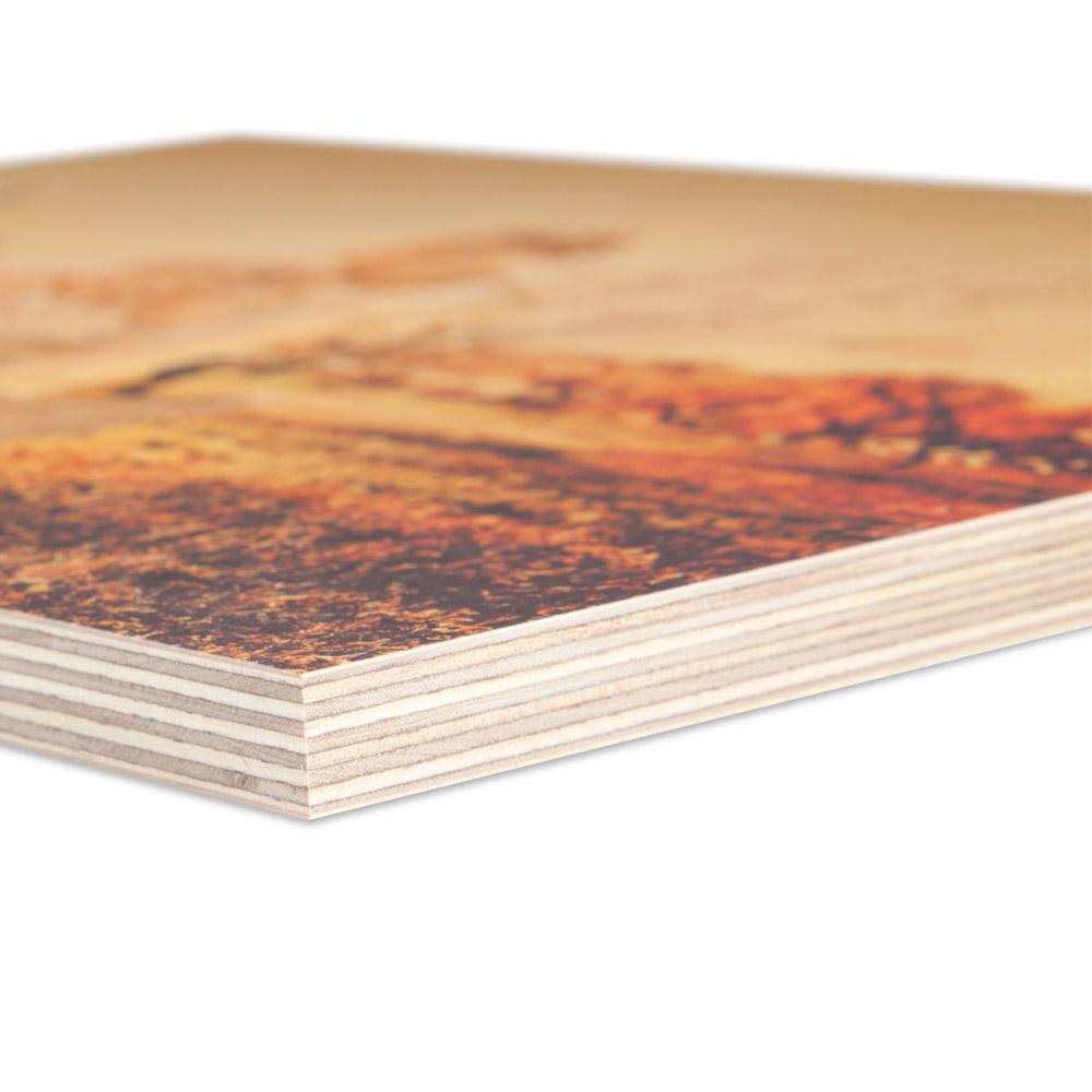 taglio stampa legno