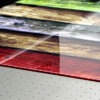 stampa diretta vetro