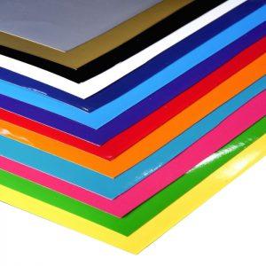 stampa taglio UV LED vinile